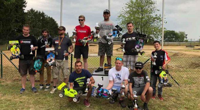 SK-Lauf 1/8 Offroad in Braunschweig beendet