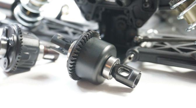 SWORKz – Aluminium-Diffgehäuse  für S35-GT