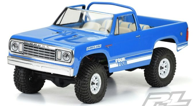 1977 Dodge Ramcharger Karosserie