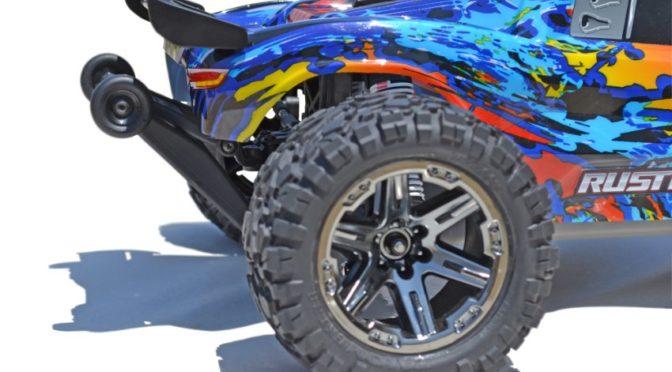 RPM – Wheelie Bar für den Traxxas Rustler 4×4