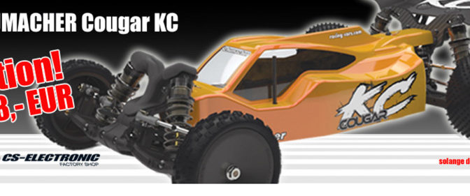 Schumacher Cougar KC im Angebot