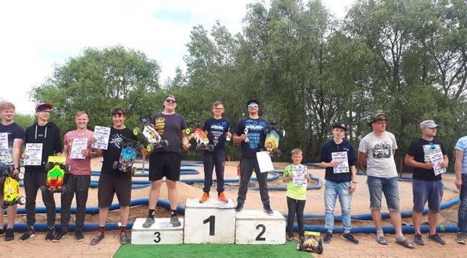 Bartosz Zalewski mit einem Doppelsieg beim 2.Lauf der polnischen Meisterschaft