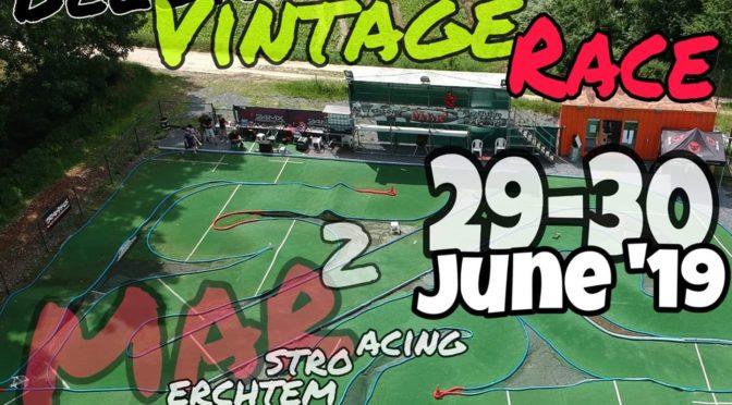 Belgium Vintage Race – Racing wie früher