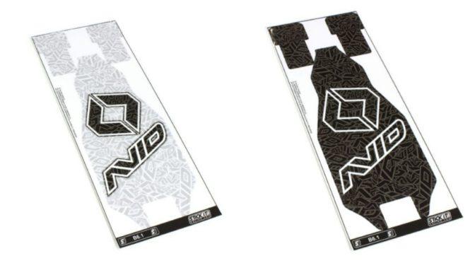 Avid Chassis-Schutz | Schwarz / Weiß