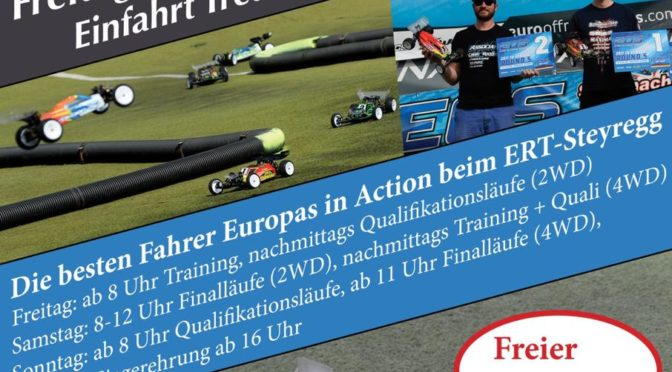 Euro Offroad Series Round 6 Steyregg / AT