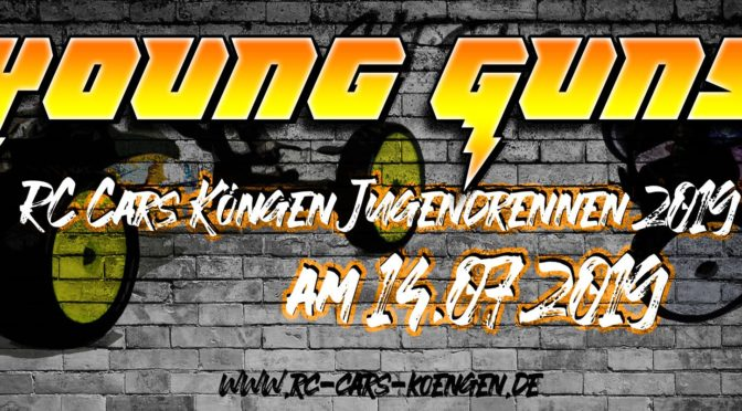 Jugendrennen 2019 mit Tamiya Fighter Cup beim RC-Cars Köngen e.V.
