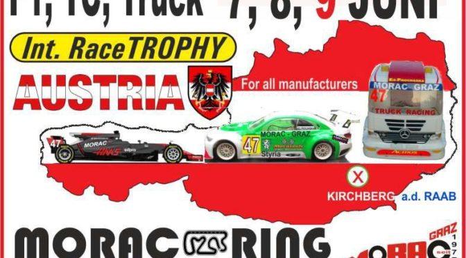 Int. Race TROPHY Austria + 2. ICM Large Scale