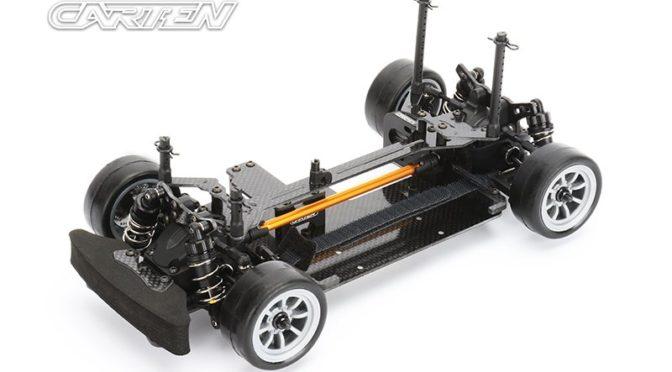 M-Chassis M210 von Carten RC