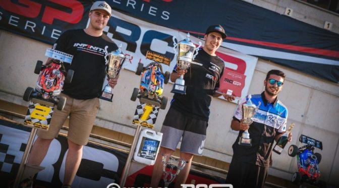 RCGP FEHRING: Ongaro gewinnt auch das dritte Rennen der Serie in Folge