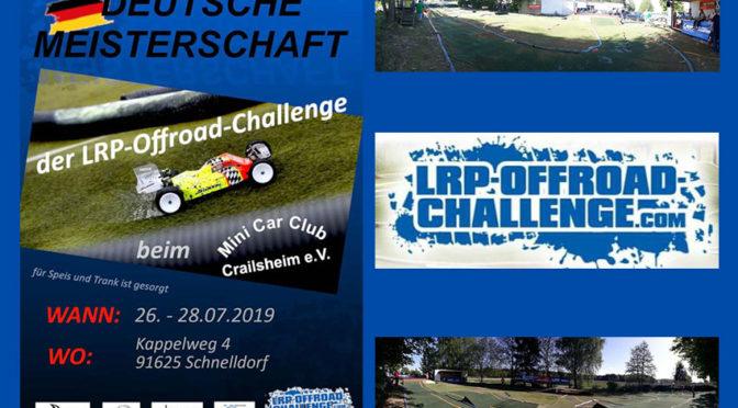 Deutsche Meisterschaft der LRP-Offroad-Challenge