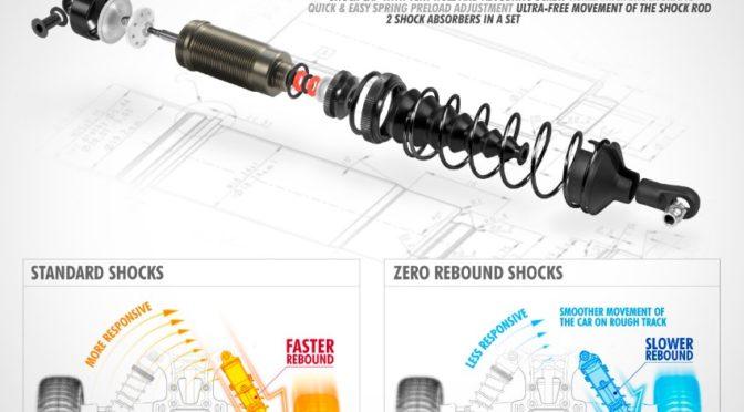 XB8 Shock Absorbers – Zero Rebound