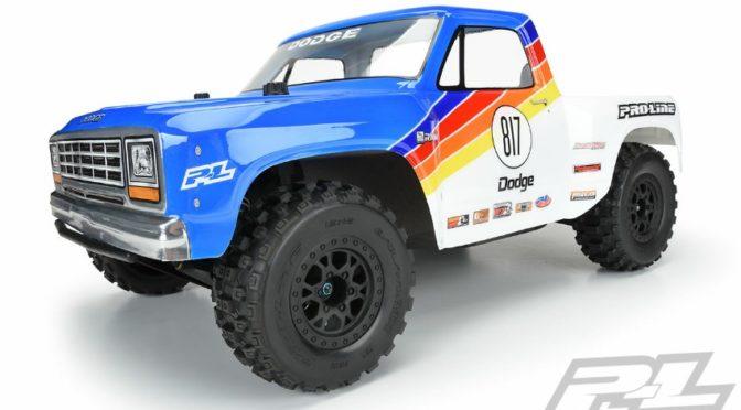 1984 Dodge Ram 1500 Race Truck Karosserie