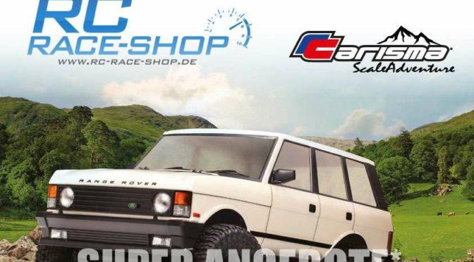 Carisma Aktion bei RC-Race-Shop
