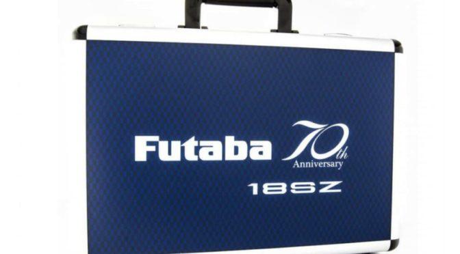 Futaba T18SZ – 70th Anniversary Edition