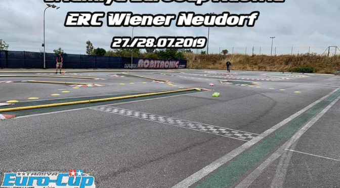 Tamiya Eurocup Austria beim ERC Wiener Neudorf