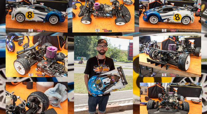 Chassisfokus Serpent SRX8-GT – Borja Gutarra Hernandez