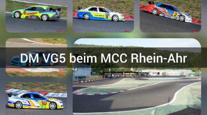 Deutsche Meisterschaft VG5 beim MCC Rhein-Ahr