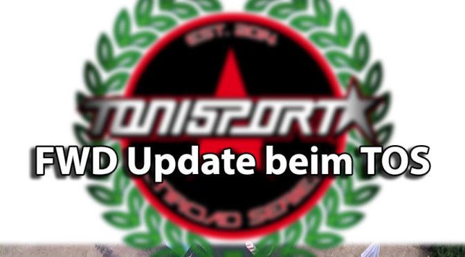 TOS FWD 17.5 Update zur Untersetzung