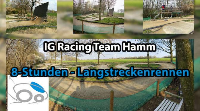 Erstes 8-Stunden – Langstreckenrennen beim IG Racing Team Hamm