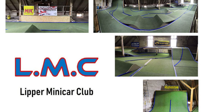 L.M.C. Lipper Minicar Club – Fahren auf dem Dachboden