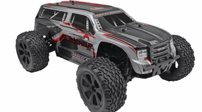 BLACKOUT™ XTE 1:10 ELEKTRO-POWER SUV
