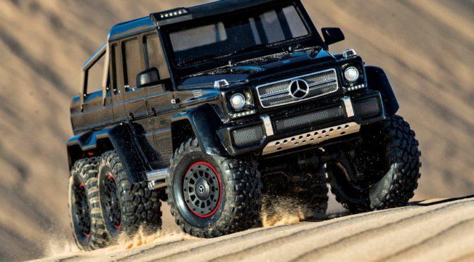 Neu – TRX-6 Mercedes-Benz G 63 AMG 6×6