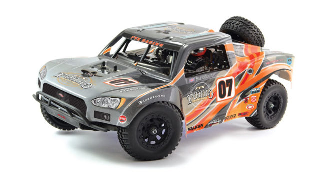 FTX TORRO – 1:10 Nitro 4WD RTR Trophy Truck