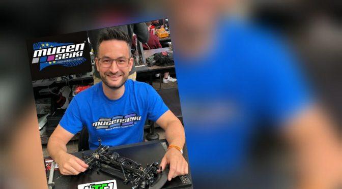 Patrick Beck ist neuer Team Manager 1:10 Elektro On-Road bei Mugen Seiki Europe