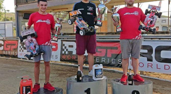 ONGARO ist Champion der RCGP SERIES