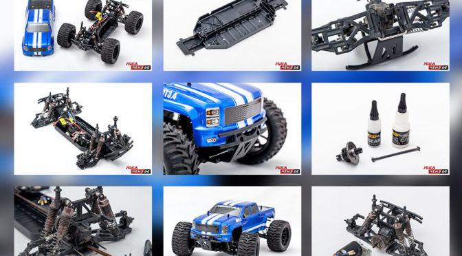 """Monster Truck """"AMT3.4BL"""" von Absima aus der neuen Edition 3"""