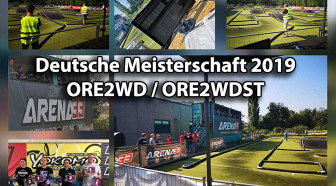 Deutsche Meisterschaft ORE2WD / ORE2WDST in Andernach