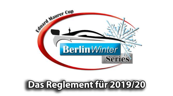 Berlin Winter Series – Season 3 mit neuem Reglement