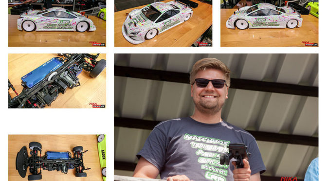 Chassisfokus Xray T4 Mittelmotor– Tim Benson
