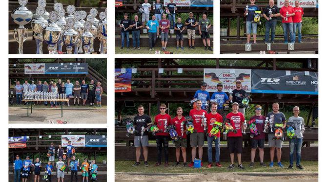 Ergebnis des 1.Lauf zur Deutschen Meisterschaft OR8 beim BIG-Hamburg e.V.