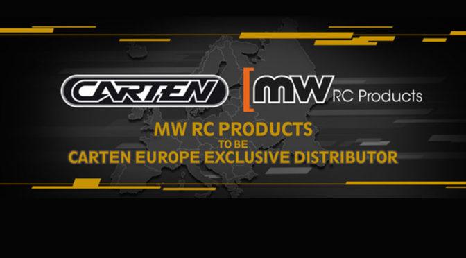 MW RC Products ist europäischer Distributor für CARTEN RC