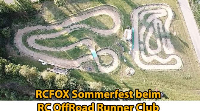 RCFOX Sommerfest beim RC OffRoad Runner Club