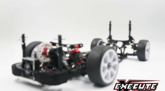Execute FT1 – Xpress steigt in die 1/10 FWD Klasse ein