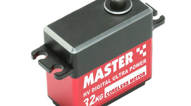 Master Servo DS8050HV