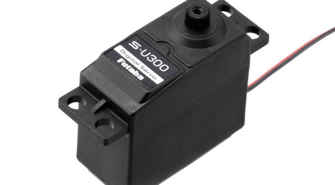 FUTABA Servo S-U300 – Das Universalservo