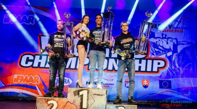 Bruno Coelho ist IFMAR-Weltmeister Elektro 1/10 4WD 2019
