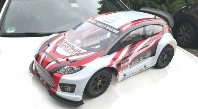 CS-Racing SRX-5 Rally Car