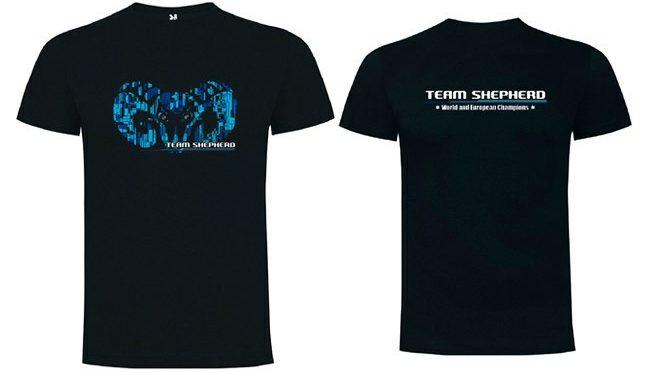 T-Shirts von Shepherd Micro Racing
