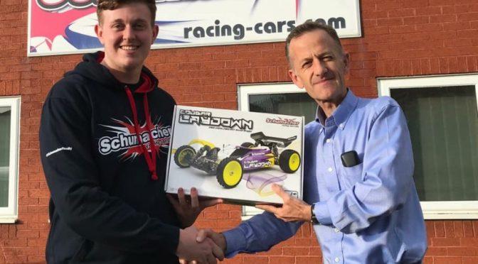 Paul Crompton verstärkt das Schumacher Team