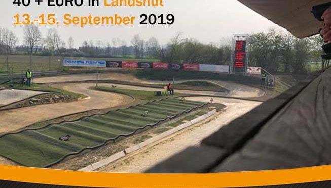 RMV-Deutschland Support auf der Euro 40+ in Landshut