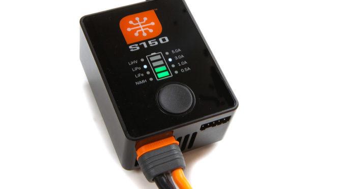 SPEKTRUM™ S150 AC MINI SMART CHARGER 1X50W