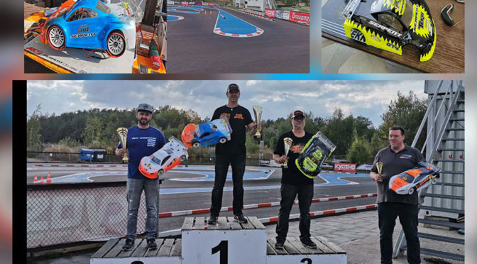 GTS-Masters 2019 auf dem Motodrom in Bernau