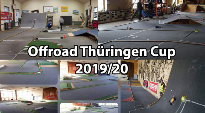 Die vierte Saison des Offroad Thüringen Cup startet im Oktober 2019