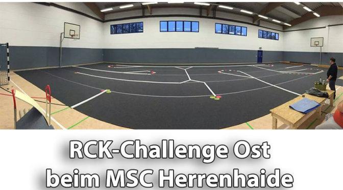 RCK Challenge der Gruppe Ost in Herrenhaide
