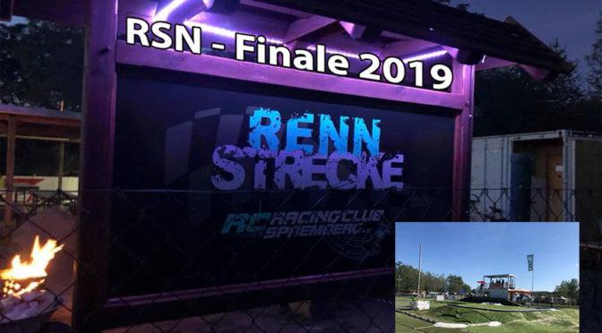 Finale der RSN beim RC Racing Club Spremberg