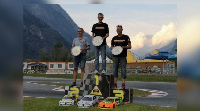 Sven Müller ist neuer EFRA Europameister VG5 40+